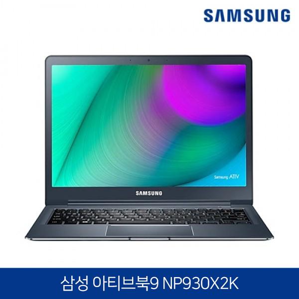삼성전자 노트북 아티브북9 NP930X2K (Intel Core M-5Y31 /8G/SSD256G/인텔 HD그래픽 /12.2 인치 2560*1600/윈도우10/영문자판)