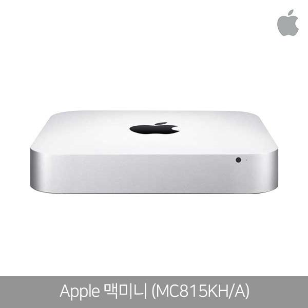 ★코어i5 SSD256G 초고속부팅! 애플 맥미니 MC815KH/A (인텔 코어I5-2415M / 램8G / 대용량 SSD256G / HD Graphics 3000)_리씽크팀