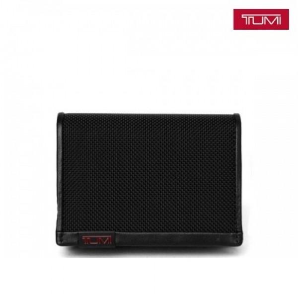 TUMI 투미 알파 가세트 카드지갑 0119256D-ID BK