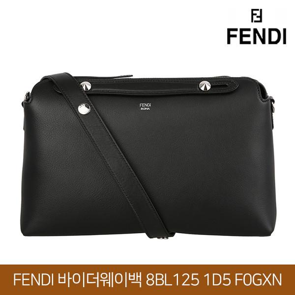 매장전용 어깨끈 불량 FENDI 펜디 바이더웨이백 8BL125 1D5 F0GXN /