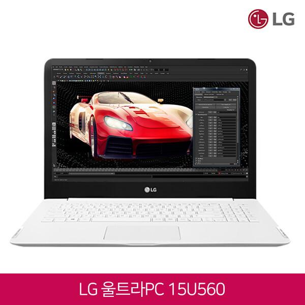 LG 울트라PC 코어i5 윈도우10 초고속부팅 15U560 (코어i5-6200U/램8G/SSD128G + HDD500G/지포스940M/15.6인치FHD 1920x1080/윈도우10)