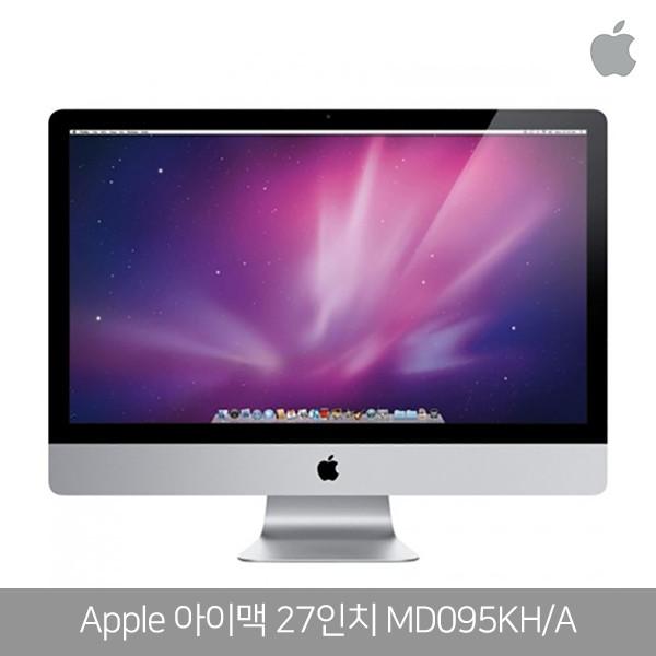 애플 아이맥 MD095KH/A (코어i5-3470S/램16G/SSD 256G/Nvidia GeForce 660M 512M/웹캠27인치 해상도 2560 x 1440/MOJAVE)