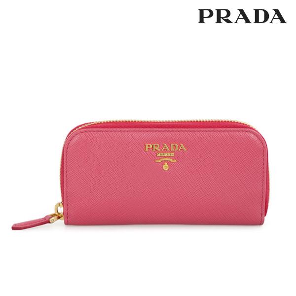 PRADA 프라다 사피아노 키홀더 1PG604 QWA F0505 PEONIA / PINK (핑크)