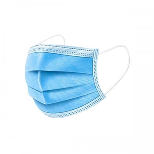 랜덤박스 리패키지 50매 1BOX (일회용 덴탈마스크/색상 : 블루 랜덤배송)