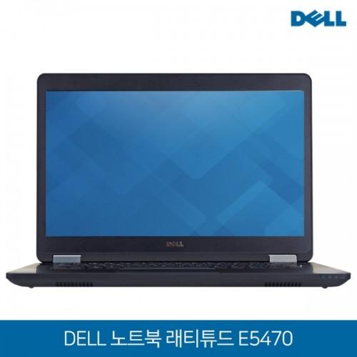 초특가행사!! 6세대 코어i5 DELL 울트라 고성능 노트북 E5470 (코어i5-6300U/8G/SSD256G/인텔HD그래픽/14,1인치 FULL HD/윈도우10)