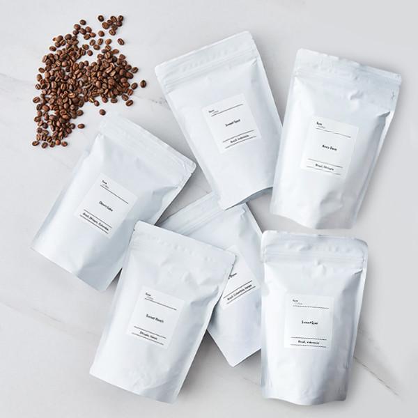 [FAVE COFFEE] 페이브커피 스페셜티 블렌드 원두 6종(이미지와 향기로 표현되는 커피)