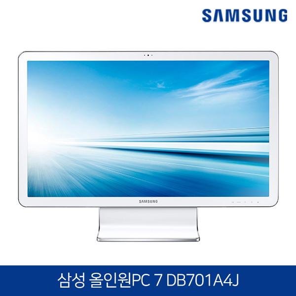 삼성스마트TV형 올인원PC 시리즈7 ★윈도우10★ (인텔 코어i3-4130T/램8G/SSD256G/인텔HD4400/24인치 FHD 1920X1080/ 모델명 DB701A4J)_리씽크팀