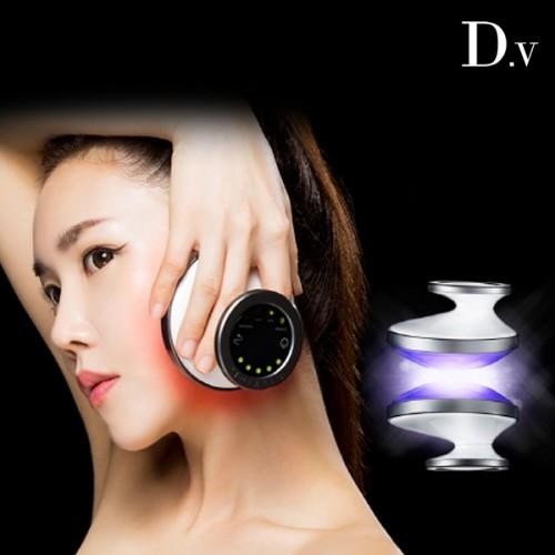 1,2차완판!! LED 두피&페이스 리프팅 마사지기 D.v 디아비올레 + 종근당 미백리프팅 크림