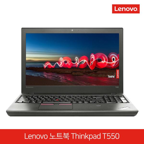 코어i7 최고사양 가성비 레노버 ThinkPad T550 블랙에디션 (코어i7-5600U/램8G/SSD128G/HD5500/웹캠/무선랜/15.6 FHD 1920*1080/윈도우10)