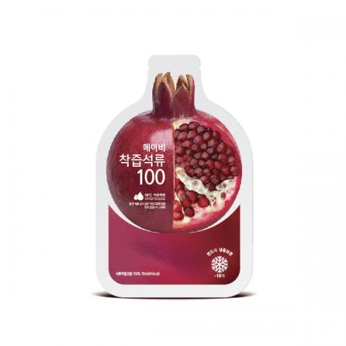 메이비 착즙 석류100 70mx 21개입 (벌크포장)