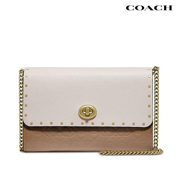 Coach 코치 Signature novelty Marlow shoulder bag 숄더백