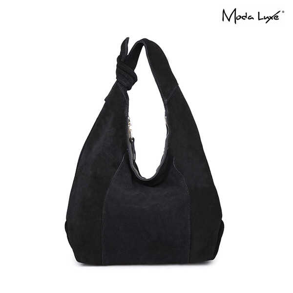 Moda Luxe 모다 럭스 Emma Women Hobo Day Bag 토트백 (black)