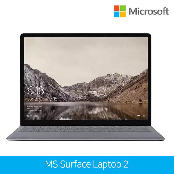 마이크로소프트 서피스랩탑2 (코어i7-8650U/램16G/SSD512G/인텔UHD620/13.5인치 2256x1504/윈도우10)