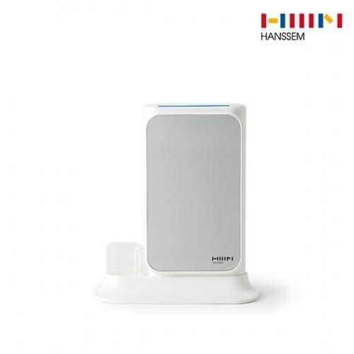 [타임세일~08/12까지]  한샘 칫솔살균기 HS-9002S 원적외선 히터방식살균