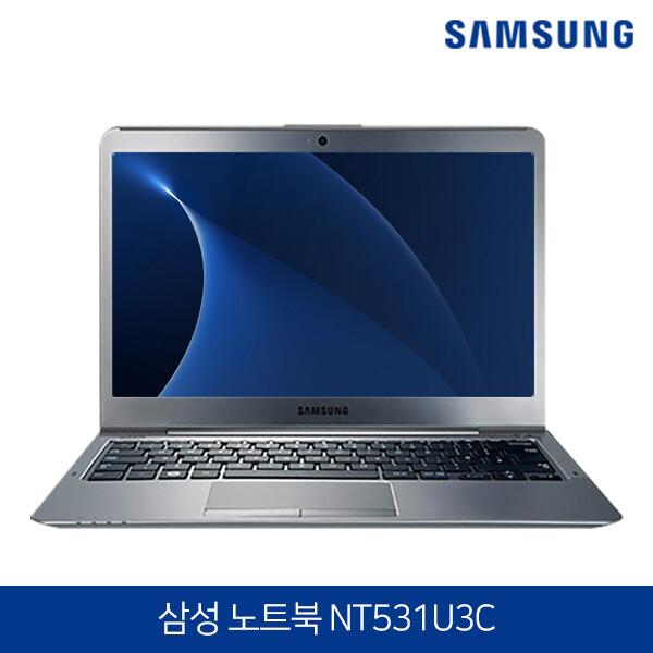 삼성 울트라북 NT531U3C-A07/R (코어i5-3427U/램8G/SSD128G/인텔HD4000/13.3인치 1366x768/윈도우10)