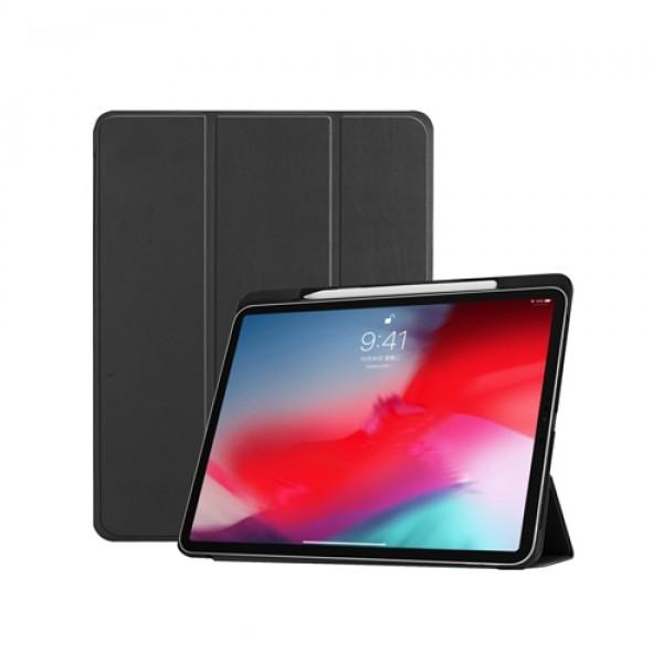 포지오 아이패드 프로 3세대 11 애플펜슬수납 하드케이스 블랙