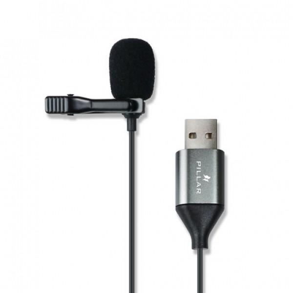 컴소닉 필라 클립형 USB 핀 마이크 CM-001USB
