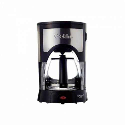 키친플라워 쿠킨 커피메이커 KEC-061WS 블랙
