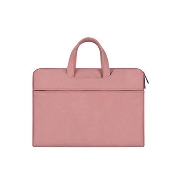 아리코 노트북 비즈니스 가방 13.3인치 (핑크)