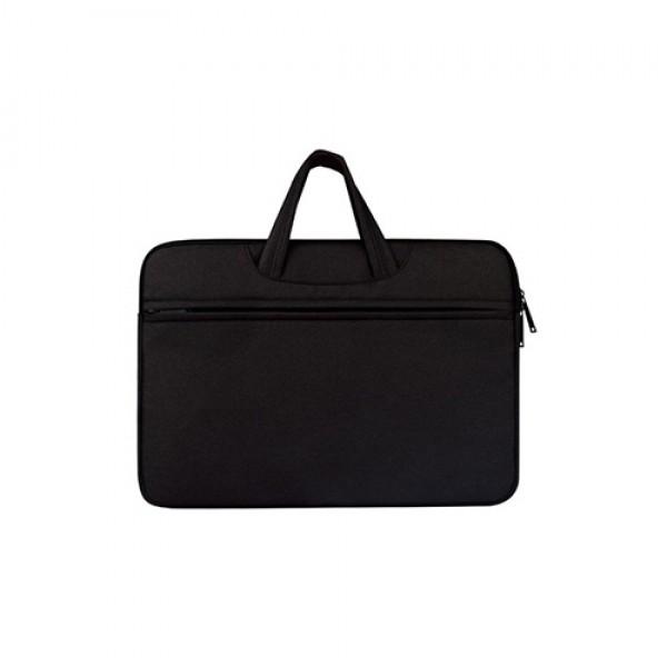 다기능 수납 가득 방수 노트북 가방 12인치 (검정)