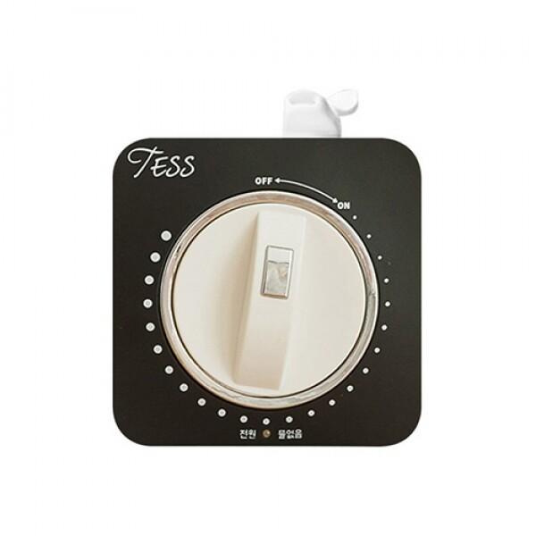 TESS 보틀형가습기 미니 가습기 7900 (블랙)