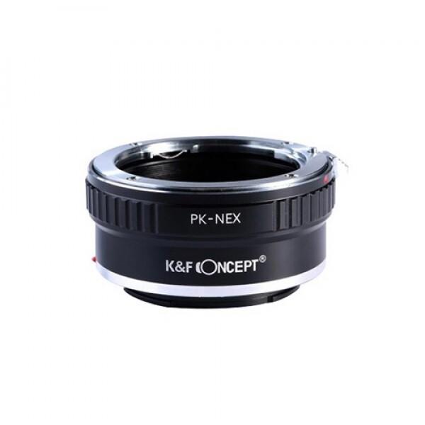 K&F CONCEPT PK-NEX 렌즈변환 어댑터