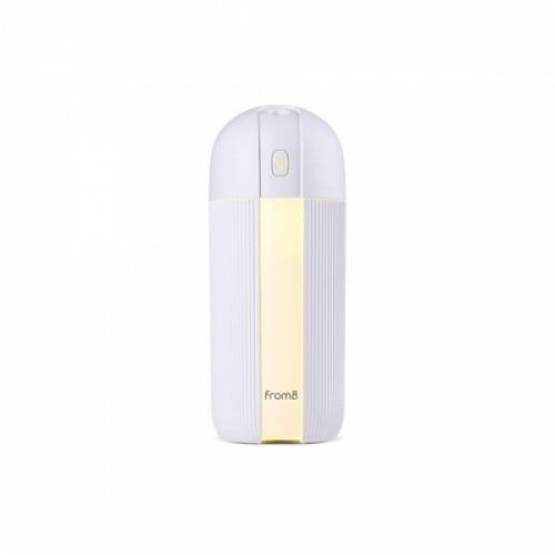 프롬비 워터캡슐 휴대용 무선 미니가습기 (화이트)