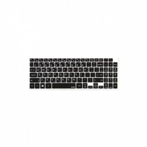 카라스 파인피아 LG 14번 키보드 스킨, 블랙, 15Z960,15ZD960