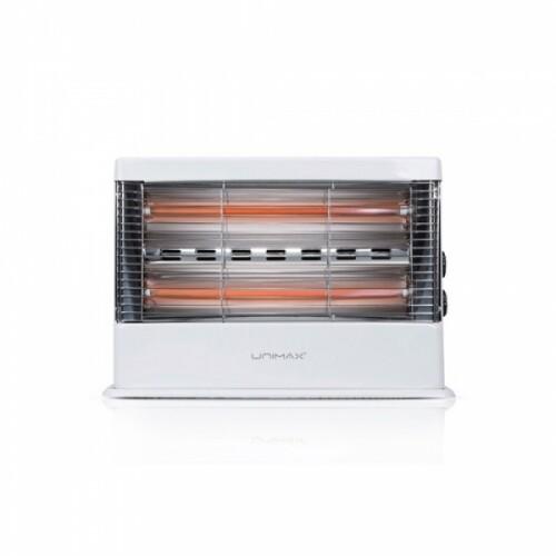 유니맥스 와이드 2방향 석영관 전기히터 UMH-3500W(화이트)