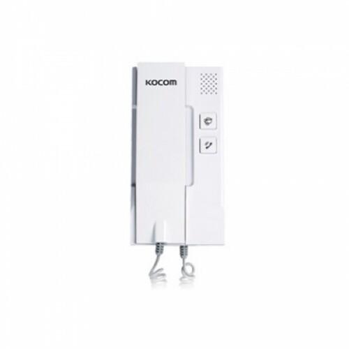 코콤 인터폰 코콤 직통식 인터폰 KIP-201P AC