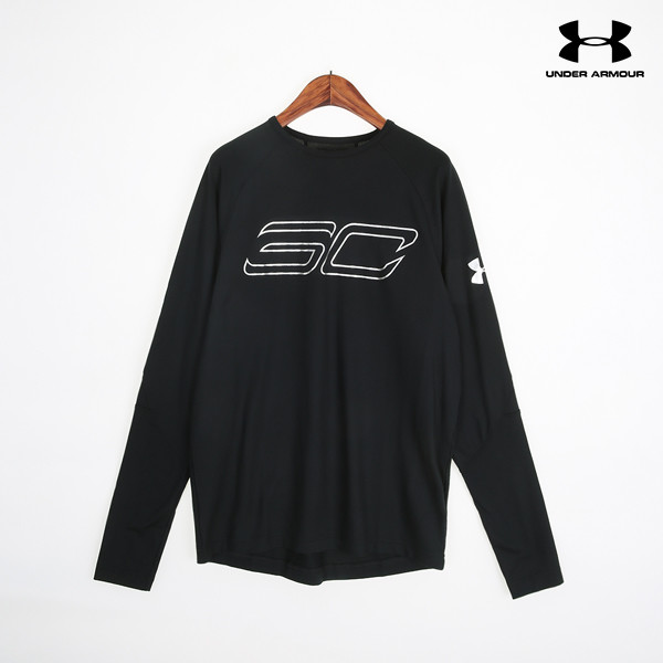 언더아머 남성 티셔츠 UA SC30 HEATSEEKER SHOOTING SHIRT