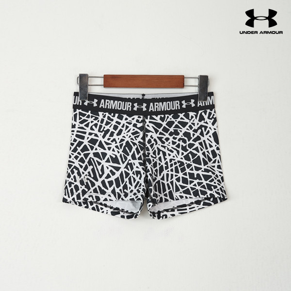 언더아머 여성 쇼츠 UA HG ARMOUR PRINTED SHORTS SEASON