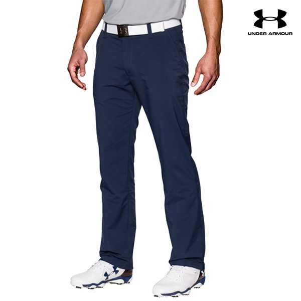 언더아머 남성 골프 팬츠 UA MATCH PLAY PANT II SEASON(4color