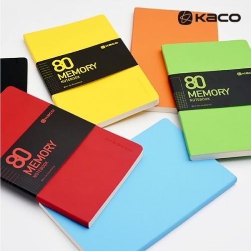 카코 KACO A5 메모리 노트