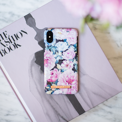 [iDEAL OF SWEDEN] FASHION CASE PEONY GARDEN IPHONE
