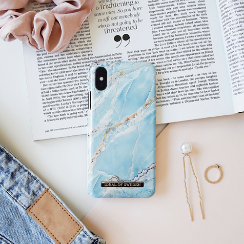 [iDEAL OF SWEDEN] FASHION CASE ISLAND PARADISE MARBLE IPHONE