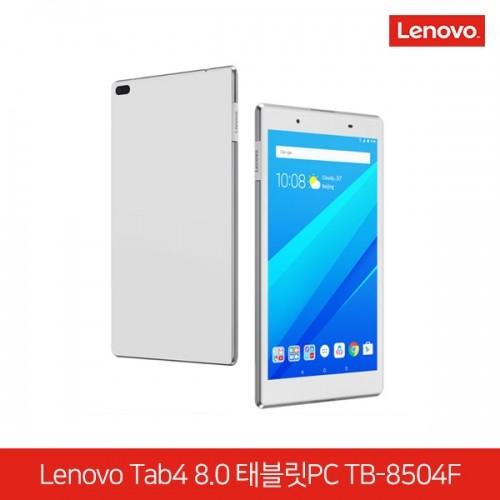 LENOVO 레노버 TAB4 8.0 태블릿PC 쿼드코어 TB-8504F 화이트 (16G/WiFi전용/안드로이드7.0/IPS패널 8.0인치)