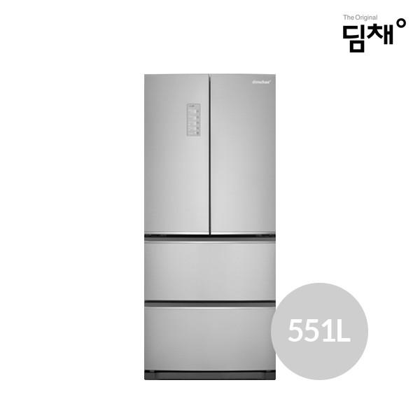 2020년형 대용량 위니아딤채 김치냉장고 BDQ57DQNPSS (551L/에너지효율2등급/인버터절전컴프레서)