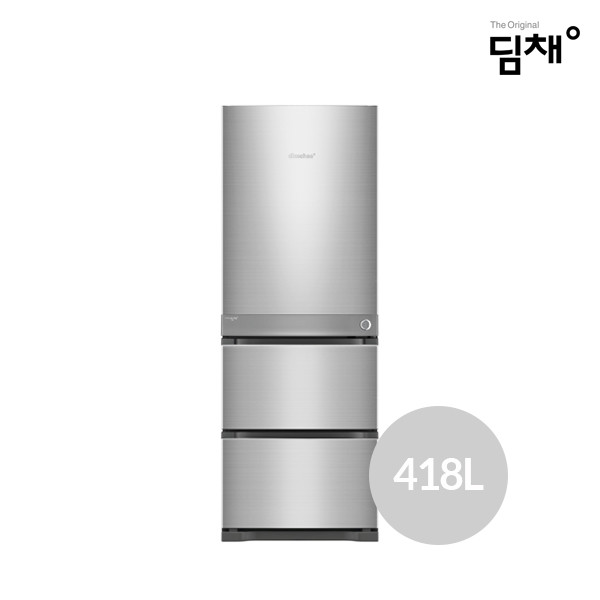 2020년형 위니아딤채 김치냉장고 BDT42DVMXS (418L/에너지효율1등급/인버터절전컴프레서)