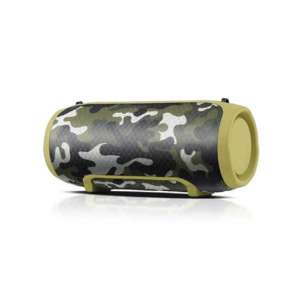 [캔스톤] 라우더 블루투스 스피커 메가폰 마이크 M60 (밀리터리)