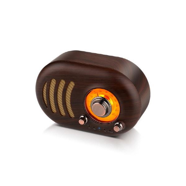 [캔스톤] 라디오내장 레트로 무선 블루투스스피커 TR-1100