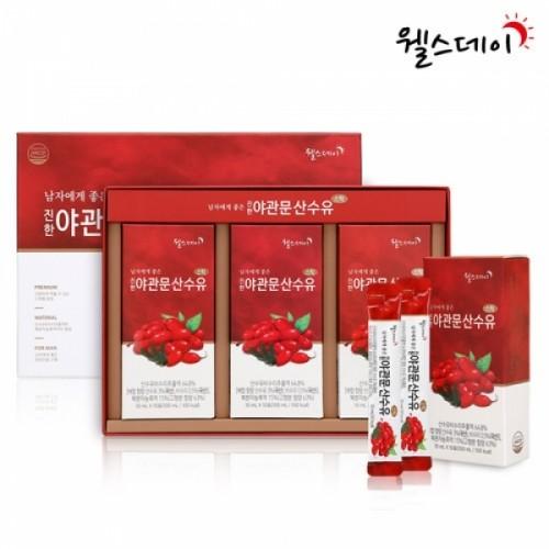웰스데이 진한 야관문산수유스틱 (10ml*30포)