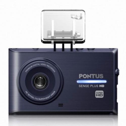 현대엠엔소프트 폰터스 센스플러스 (16G/2채널 분리/전방FHD,후방HD/출장장착할인쿠폰)